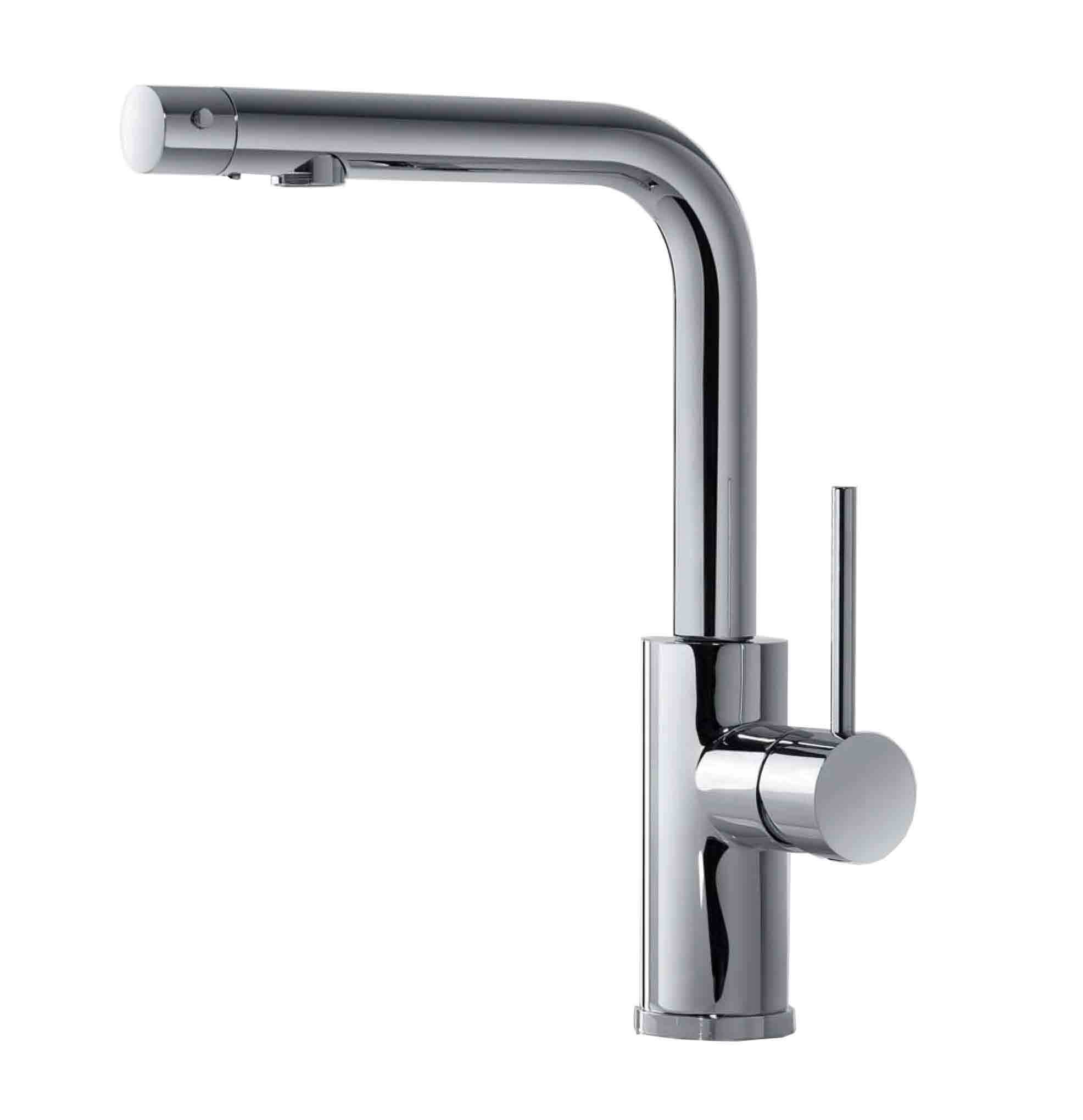 Pure water faucet